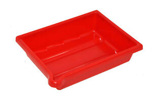 AP-Darkroom-Developing-Dish-10x8-034-25-x-20cm-Red-Developing-Tray