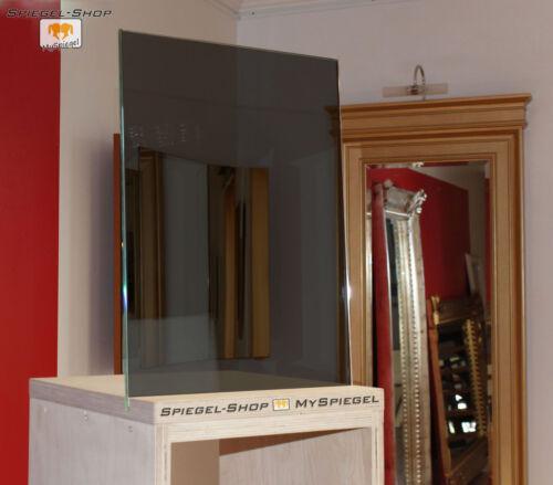 GRAU GETÖNTE GLASSCHEIBE 8MM GLAS GETÖNT GLASPLATTEN NORMALGLAS FLOATGLAS
