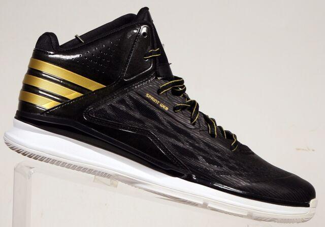 watch 44b87 8a7c5 ADIDAS PERFORMANCE Men s Transcend Basketball Shoe Black gold Black TRAINING