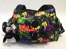 KIPLING FAIRFAX FELIX HB3583 Large Handbag Crossbody Bag Frondblack
