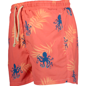35b569c54dff7 Havacoa Swim Shorts Mens Coral Octopus M L XL , XXL , 4XL RRP£95   eBay