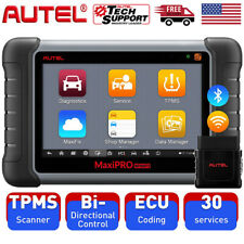 Autel Maxisys Mp808ts Pro Obd2 Auto Diagnostic Tool Wireless Scanner As Ms906bt