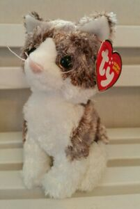 TY BENTLY the CAT BEANIE BABY - NEW with  TAG Protector