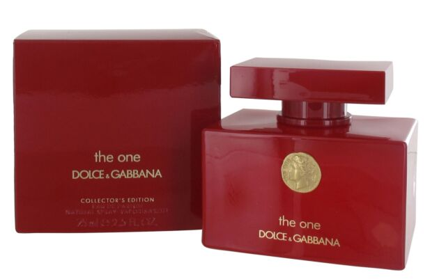 Dolce   Gabbana The One Collector s Edition 75ml Eau de Parfum Spray for  Women 9bd13b8eb6a6