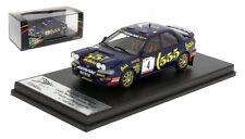 Trofeu RRal33 Subaru Impreza '555' #4 Portugal 1995 - Colin McRae 1/43 Scale