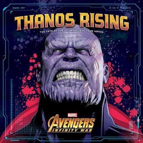 Avengers Infinity War War War  THANOS Rising tavola gioco-Nuovo di Zecca 938b0b