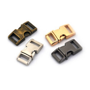 10mm-Metall-Schnalle-DIY-Armband-Handmade-Handtasche-Handwerk-Zubehoer-FF-2C