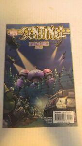 Sentinel #9 January 2004 Marvel Comics Mckeever Vriens Udon