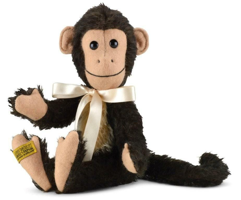 Merrythought Merrythought Merrythought - Milo Monkey - Mohair Monkey - 9  MMU9 - Brand New. 40e36f