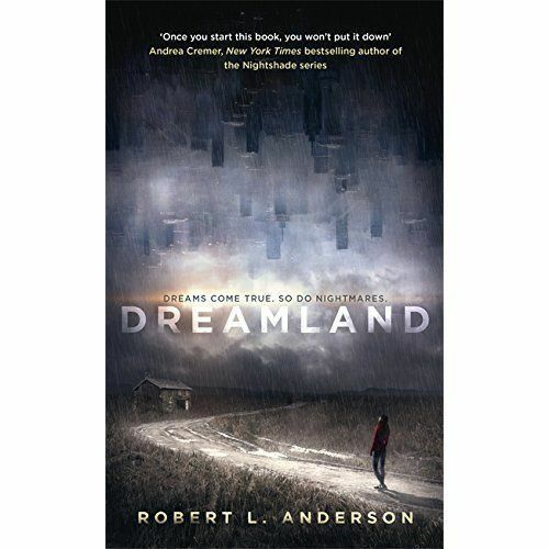 """""""AS NEW"""" Dreamland, Anderson, Robert L., Book"""