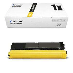 Eurotone Éco Toner Jaune Compatible avec Brother MFC-L-9550-CDWT HL-L-9300-CDWTT
