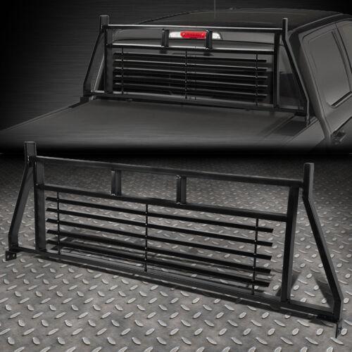 FOR F150//SILVERADO PICKUP TRUCK HEADACHE RACK CAB WINDOW PROTECTOR FRAME GUARD