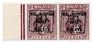 I-B-Malaya-States-Revenue-Perak-10c-Japanese-Occupation