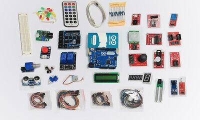 GE Arduino Experimentation Kits2 with arduino genuine leonardo Board&Plastic box