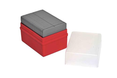 80 X 5x5//24x36 vidrios diapositiva Monturas Montajes De Diapositivas Con Bisagras 35mm