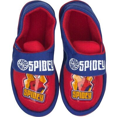 Official Marvel Avengers Slippers Warm Comfy Children/'s Size 9-3 UK 28-35 EU