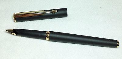 10 Parker Jotter Navy Blue Ballpoint Pens Black Medium Pt Made In Usa Lamb New
