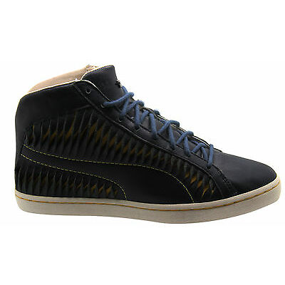Puma AMQ Entwine Unisex SMU Mens Lace Up Mid Top Trainers 353534 02 D39