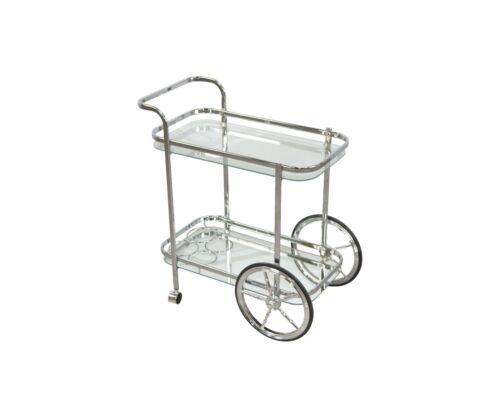 Servierwagen Teewagen Küchenwagen Beistellwagen Dessertwagen Wagen Minibar neu
