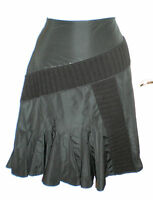 One of the kind~PIANURA STUDIO Asymmetrical Skirt~44~MAde in  Italy