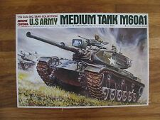 Bandai 1/24 Motorized Remote Control U.S. Army Medium Tank M60A1 #35407 NIB
