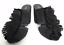 Ladies-Shoes-Black-M-amp-S-Faux-Suede-Mules-Insolia-UK-4-5-37-5-US-6-5-BNWT-Marks thumbnail 2
