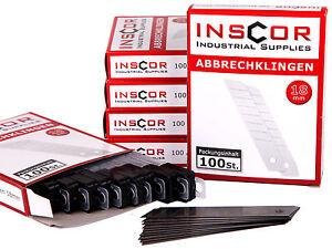 600-Abbrechklingen-fuer-Cuttermesser-18mm-Cutter-Klingen-Cuttermesserklingen