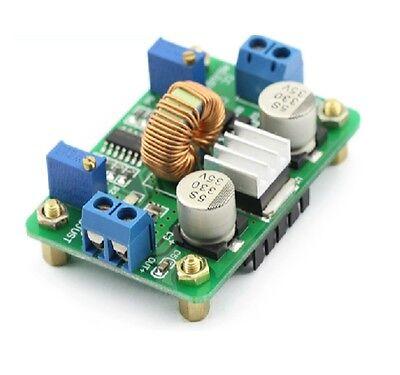 DC-DC adjustable converter LED driver CC CV 5-30V to1.25-26V module