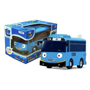 the little bus tayo mini car toy big tayo model blue friction gear