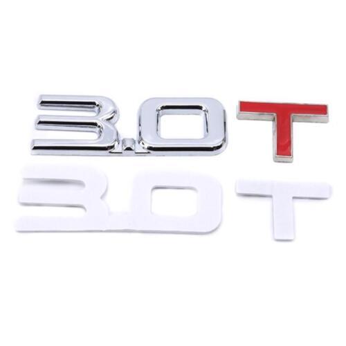 3D Logo Sticker Car Auto Decoration Emblem Badge Decal Sticker Q