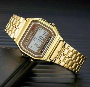 New Classic F91W Sport Style Bracelet Wrist Watch Stylish Fashion Watch Unisex