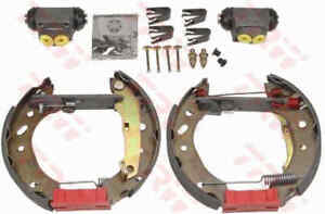 TRW-Rear-Brake-Shoes-Set-GSK1674-BRAND-NEW-GENUINE-5-YEAR-WARRANTY