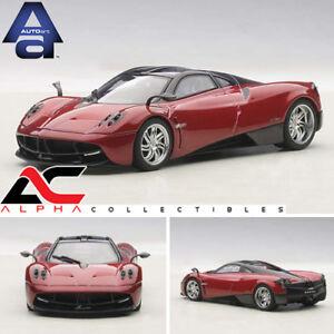 Pagani Huayra 2012 Red Autoart 1:43 AA58208 Model