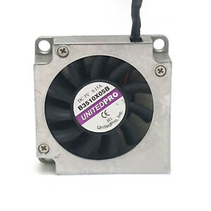 2//4 STÜCKE UNITEDPRO Miniatur Gebläse Lüfter Hauptplatine Lüfter B3510X05B 3.5cm