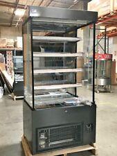 New 40 Open Air Refrigerator Sandwich Dairy Dessert Beverage Commercial Display