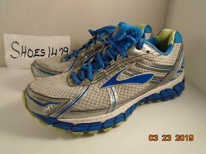 Women Running shoes Grey/Blue/Silver