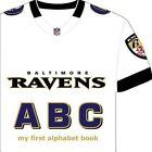 Baltimore Ravens ABC by Brad M Epstein (Board book, 2014)