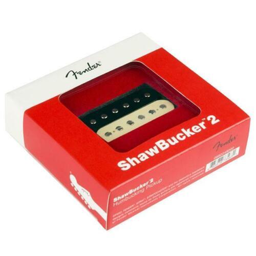 NEW Genuine Fender ShawBucker™ 2 Humbucking Pickup 099-2249-002