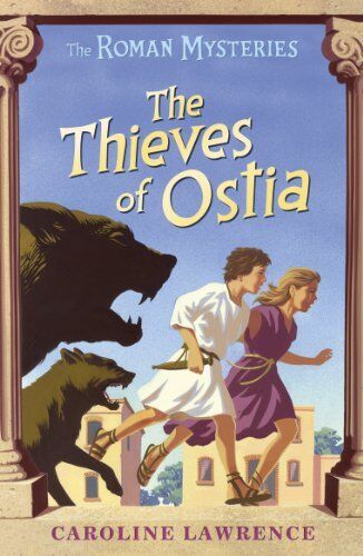 1 of 1 - The Thieves of Ostia,Caroline Lawrence