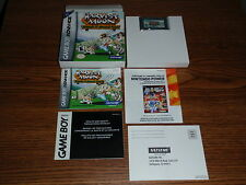 HARVEST MOON FRIENDS OF MINERAL TOWN GBA GAME BOY ADVANCE GAME BOXED COMPLETE