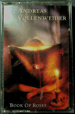 Andreas Vollenweider:  Book Of Roses (cassette, 1991, Columbia) NEW
