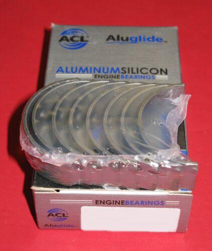 ACL 4B1946A-STD Aluglide Rod Bearings Honda Acura B16 B17 B18a B18b B20b B20z LS