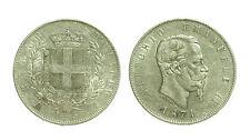 pci2430) Vittorio Emanuele II Re d'Italia (1861-1878) - Scudo 5 Lire 1871 Mi