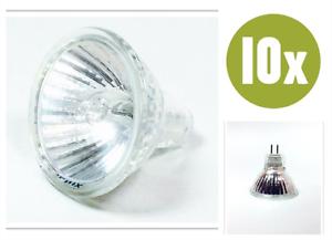 10-x-Halogenlampe-MR11-12V-35W-Kaltlichtspiegellampe