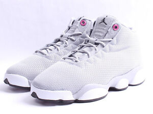 Air Jordan Horizon Low GG   846365 018 Wolf Grey Big Kids SZ 4 - 9.5 ... 185a1f69d
