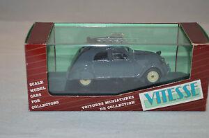 Vitesse-521-3-Citroen-2-CV-034-1954-Open-034-1-43-mint-in-box