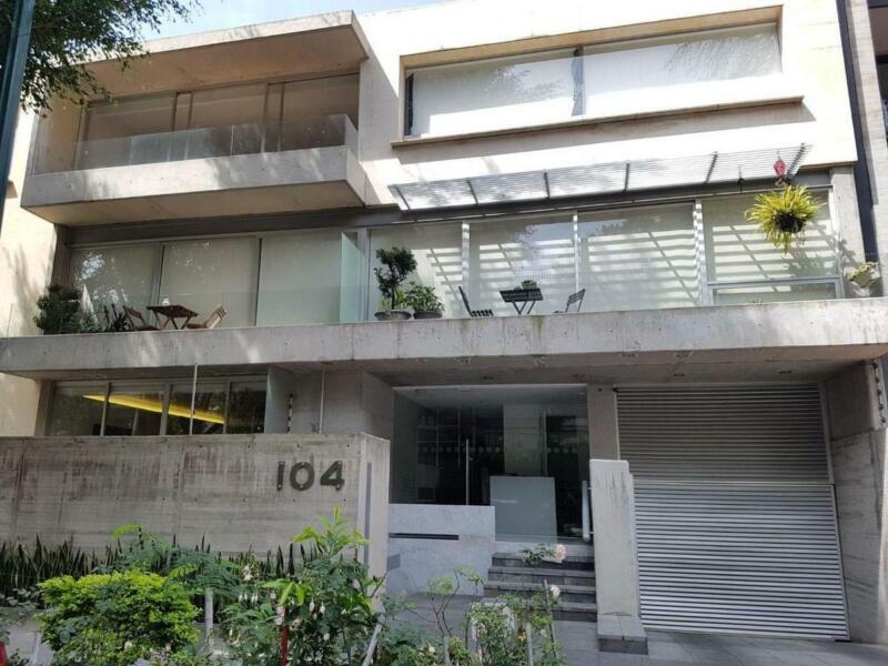 Venta departamento en Polanco, calle Temistocles