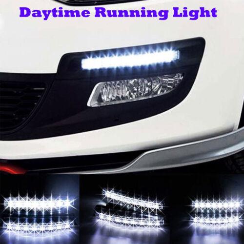 Switchback LED Daytime Running Lights 18W LED Stirp Lamp For 13-15 Nissan Altima