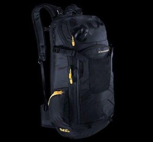 EVOC FR Trail Blackline Mountain Bike Mtb Backpack Back Protector 20L Size M/L