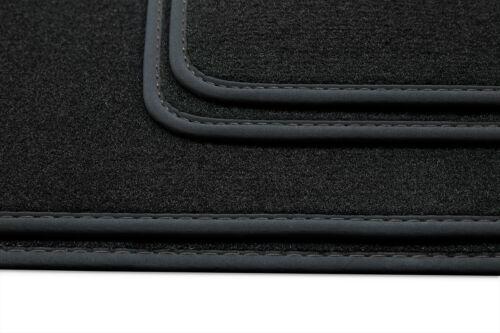 Premium Fußmatten für VW T-Cross Typ C1 ab Bj 2018